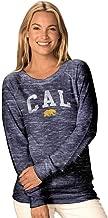 Camp David NCAA Womens Ultimate Lightweight Carefree Crewneck - Multiple Teams
