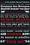 empireposter Motivational - Gym Training - Keine Ausreden!