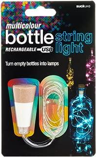 Suck UK Bottle String Light-Multicolour, Multicolor