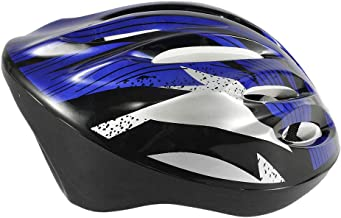 Bike Helmet Ventilation and Light Weight Adjustable Bicycle Safety Helmet Safety for Road Mountain Cycling Equipment (Blue)