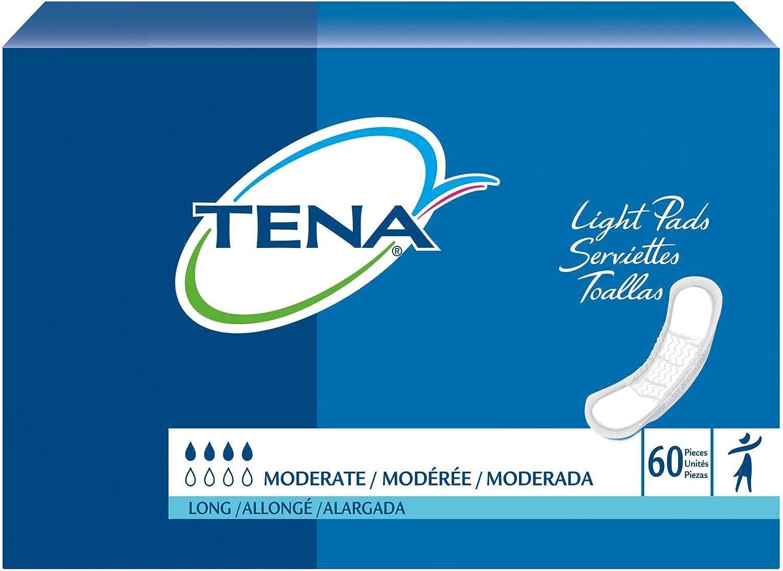 Units Per Case 180 trust Tena 2021 model Light Absorbency Bladder Mo Control Pads