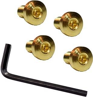 Best 1911 gold grip screws Reviews