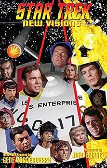 Star Trek: New Visions Vol. 1 by [John Byrne]