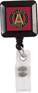Atlanta United FC Badge Reel Id Holder with Steel Belt Clip
