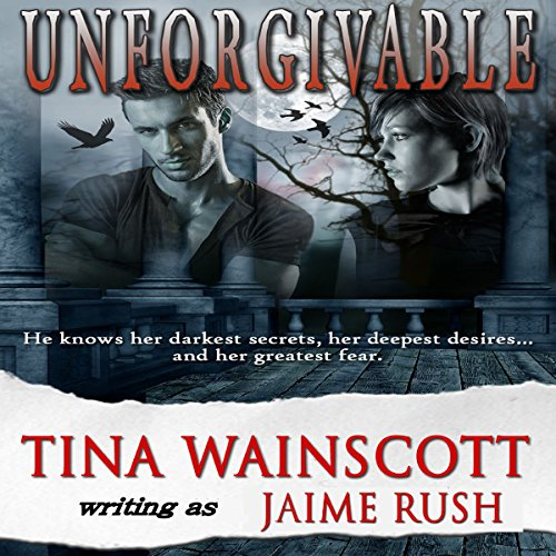 Unforgivable audiobook cover art