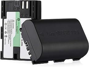 Powerextra LP-E6/LP-E6N LP-E6NHCanon 互換 バッテリー 2個セット キャノン カメラ 予備バッテリー EOS 5D Mark II EOS 5D Mark III EOS 5DS EOS 5DSr EOS 6...