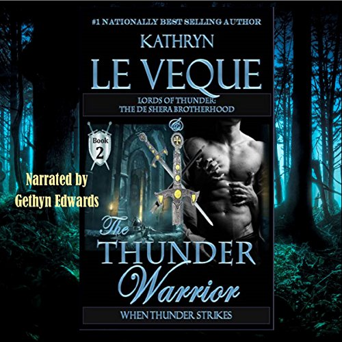 Couverture de The Thunder Warrior