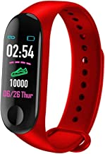 Smart Horloge Vrouwen Smart Band Armband Bloeddrukmeter Sport Waterdichte Polsbandjes Mannen Smartband Fitness Horloge (Kl...