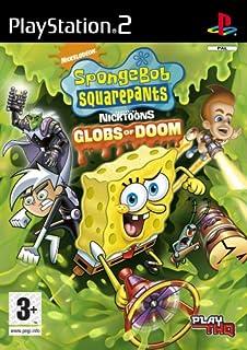 Spongebob Squarepants: Globs of Doom (PS2) [Importación inglesa]