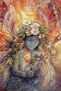 The Fairy's Fairy Josephine Wall Novelty Fantasy Print 24x36 Poster