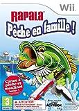 Rapala : Partie de pêche en famille + Canne a pêche