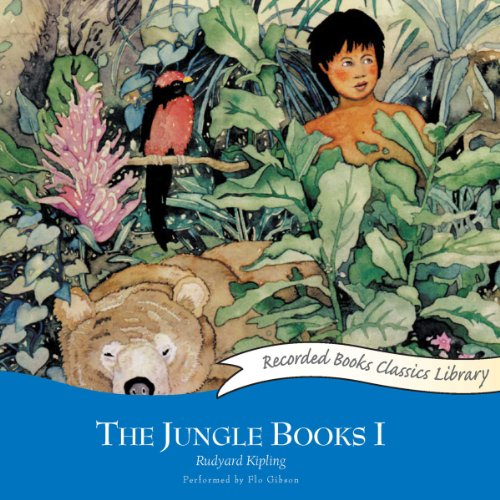 The Jungle Books I  cover art