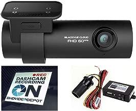 BlackVue DR750S-2CH Dashcam Built-in Wi-Fi, Cloud, 1080p Full HD, 60FPS, G Sensor, GPS (64GB + Power Magic Pro)