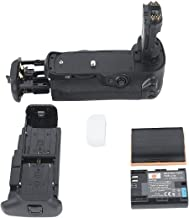 DSTE Replacement for Pro BG-E16 Vertical Battery Grip + 2X LP-E6 Compatible Canon 7D Mark II Digital Camera
