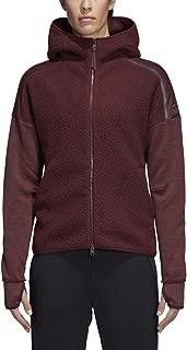 brown adidas jacket