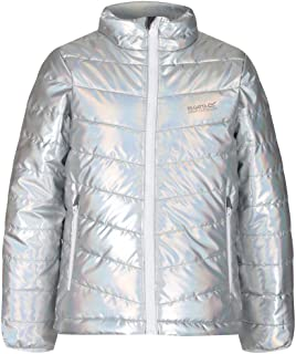Regatta Junior Freezeway Ii Lightweight Holographic Metallic Finish With Durable Water Repellent Finish And Insulation Cha...