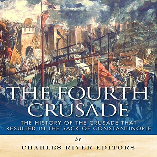 The Fourth Crusade audiobook cover art