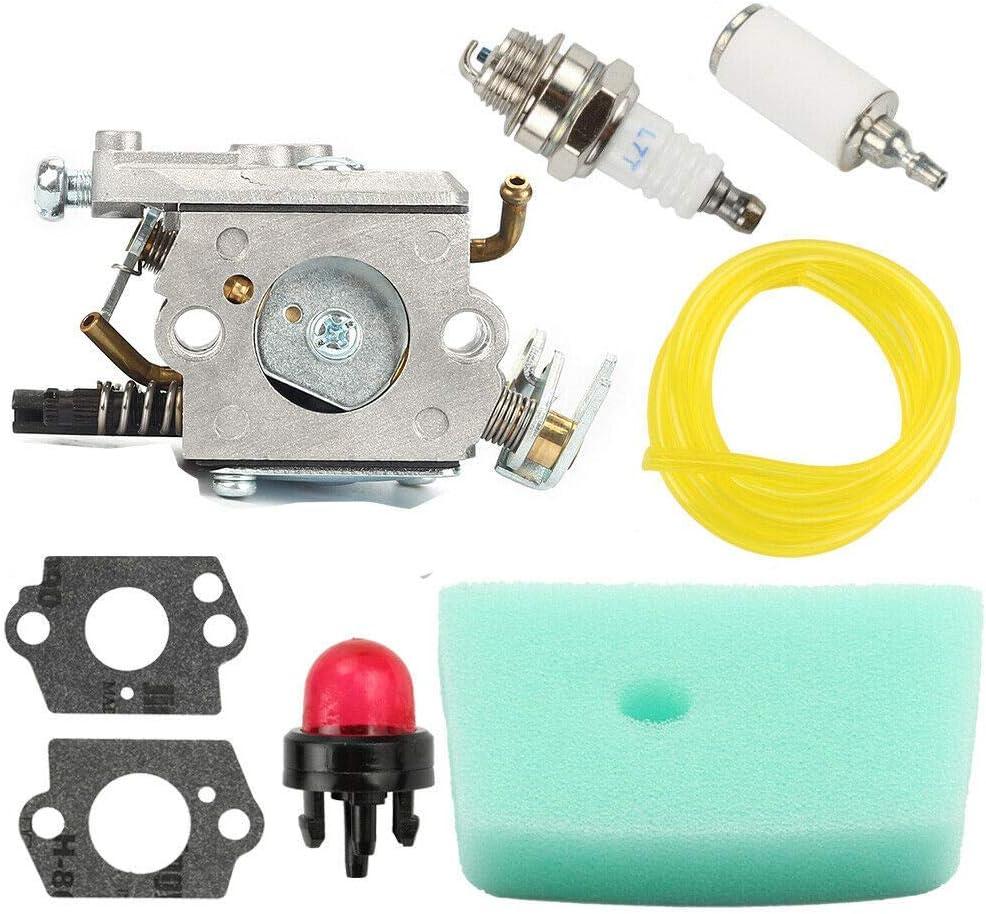 FMTZZY Replacement Parts online shop for Carburetor Husqvarna Huq gift Gasket