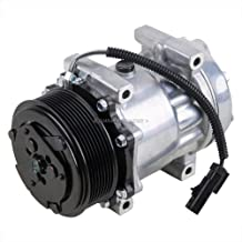AC Compressor & A/C Clutch For Dodge Ram Cummins 5.9L Diesel 1994 1995 1996 1997 1998 1999 2000 2001 2002 2003 2004 2005 - BuyAutoParts 60-01534NA NEW