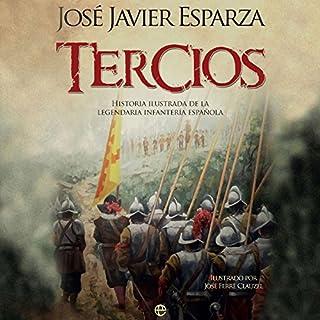 Tercios audiobook cover art