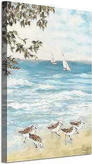 Best sandpiper canvas art Reviews