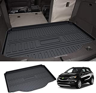 Powerty Trunk Mat All Weather TPO Rear Cargo Liner for Buick Encore 2013-2019/ Chevrolet Trax 2014-2020