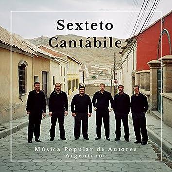 Música Popular de Autores Argentinos