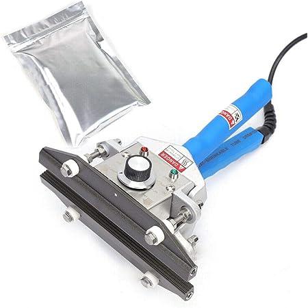 WUPYI2018 Main Machine de scellage à pince portative Scelleuse à chaleur directe Cachetage portable 200mm 220V