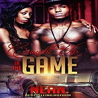 Caught Up in the Game audiobook cover art