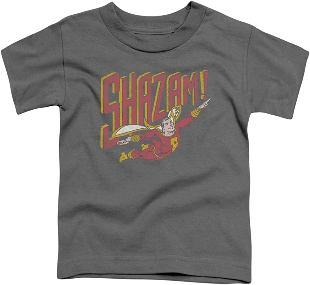 DC Retro Marvel Unisex Toddler T Shirt for Boys and Girls