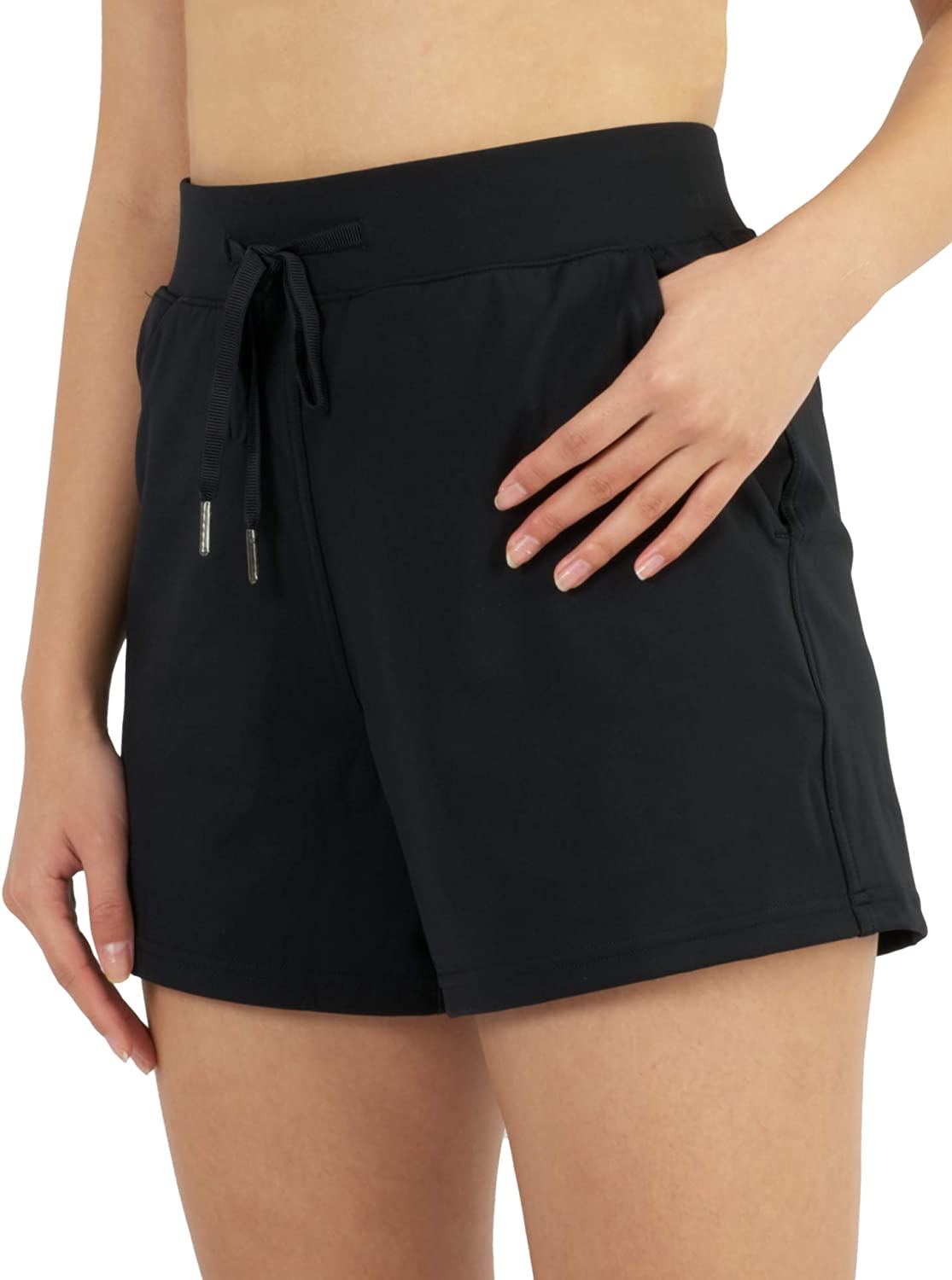 AJISAI Women's Hiking 67% OFF of fixed price Travel Shorts Lightweight Popular brand in the world with Pockets Yog