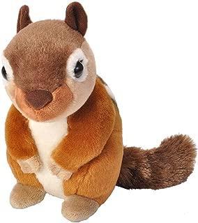 Wild Republic Chipmunk Plush, Stuffed Animal, Plush Toy, Gifts for Kids, Cuddlekins 8 Inches