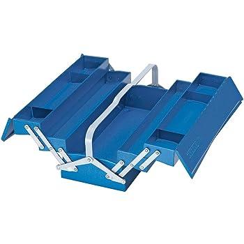 Gedore - Caja de herramientas vacía (5 compartimentos, 210 x 535 x 225 mm): Amazon.es: Bricolaje y herramientas