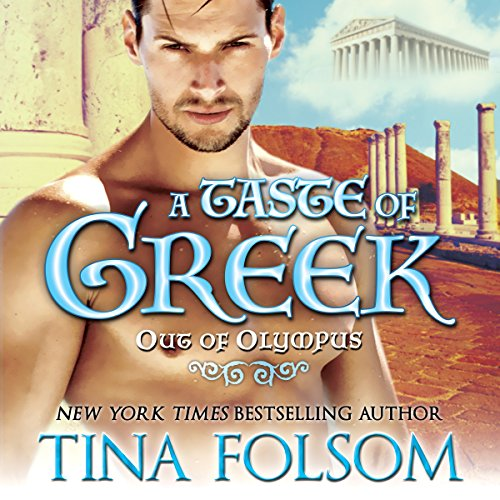A Taste of Greek audiobook cover art