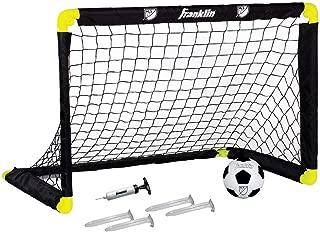 Franklin Sports Kids Mini Soccer Goal Set -...