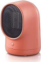 NFJ-LYR Ventiladores bajo Consumo,Calefactor Portátil,Termostato Regulable,Calefactor bajo Consumo electrico,2 Modos,Calefactor Ventilador,Protección sobrecalentamiento