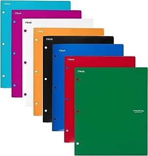 Five Star Binder Pocket Folder, Stay-Put 2-Pocket Folder, 9-1/2