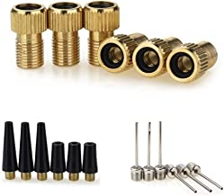 Inflating Needles  Air Hose Air bed Nozzle HOSE SPORTS BALL BIKE Inflator Kit LY