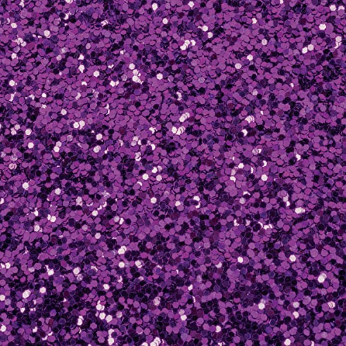 Pacon Spectra Glitter Sparkling Crystals, Purple, 4-Ounce Jar (91630) Photo #2