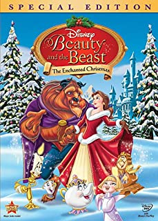 Beauty and the Beast: The Enchanted Christmas | DVD | Arabic & English