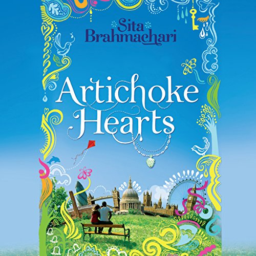 Artichoke Hearts audiobook cover art
