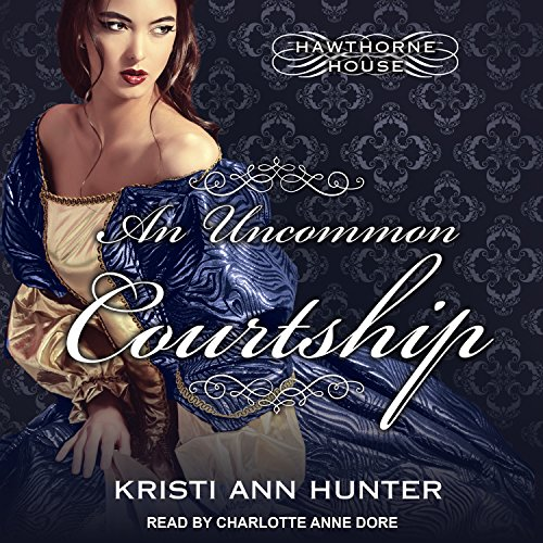 An Uncommon Courtship audiobook cover art