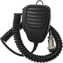 Tenq 8 Pin Handheld Remote Speaker Mic Microphone for Icom Hm Sm Transceiver Radio IC-22U IC-78 IC-228 IC-229 IC-490 IC-375 IC-7200