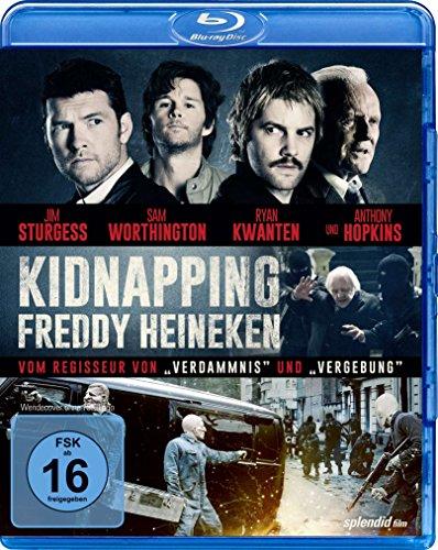 Kidnapping Freddy Heineken [Blu-ray]