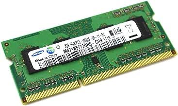 Genuine Samsung M471B5773DH0-CH9 Memory Laptop 2GB 1Rx8 PC3-10600S DDR3 M471B5773DH0-CH9