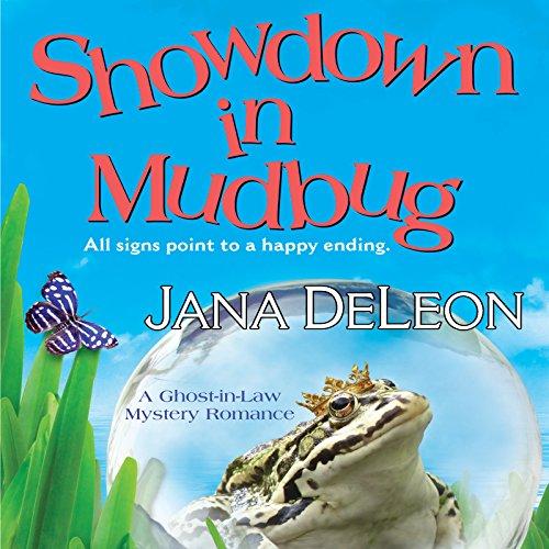 Showdown in Mudbug cover art