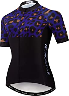 Cycle Tops Mujer Dare2b Tribe Lightweight Quick Drying Mesh Venting Reflective Detail Stretch Half Zip Cycle Jersey