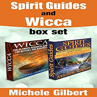 Spirit Guides and Wicca cover art