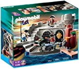 Playmobil 5139 Pirates Soldiers Fort With Dungeon