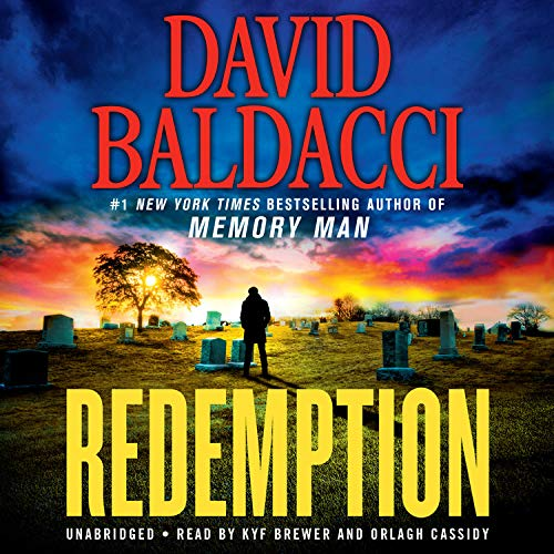 Compare Textbook Prices for Redemption Memory Man Series 5 Unabridged Edition ISBN 9781478999249 by Baldacci, David,Brewer, Kyf,Cassidy, Orlagh
